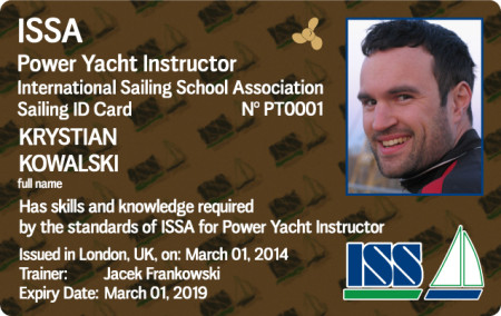 Become ISSA Authorised Instructor and teach sailing worldwide. More on www.issa-schools.org